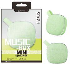 MINI CASSA PORTATILE CON RADIO FM SD BLUETOOTH MP3 SMARTPHONE SPEAKER TABLET PC