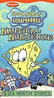 Spongebob Squarepants - Nautical Nonsense [VHS]