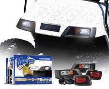Madjax Light Kit Will fit *E-Z-GO® *TXT® Golf Carts