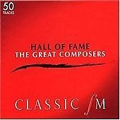 Classic Fm Hall of Fame: the Great Composers (2004)ROZ-222
