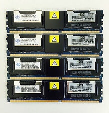 16GB DDR2-667MHz - para Dell Precision Workstation 490, 690, t5400, t7400 & R5400