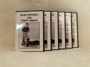 Silat Collection Training Series (6) DVD Set sambut panantukan sarong harimau