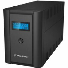 PowerWalker VI 2200 SHL LCD UK IEC UPS 1200W / 2200VA