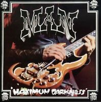 Man - Maximum Darkness ' Remastered + bonus tracks [CD]