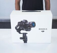 DJI Ronin-S 3-axis Handheld Gimbal stabilizer for DSLR Camera - US Dealer