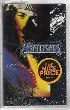 Santana - Spirits Dancing in the Flesh (Cassette, 1990, Columbia ) NEW!