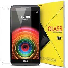 Protection Verre trempé LG X Power (K220) 9H Glass Pro+ HD 0.33 mm 2.5D