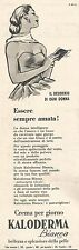 W8670 Crema per giorno KALODERMA bianca  - Pubblicità del 1958 - Vintage advert