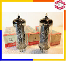 EZ80 tube telefunken (6V4), <> on base, NOS, NIB, 1 pcs TESTED