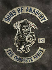 .Sons of Anarchy: The Complete Series seasons 1-7 (DVD 30-discs box set , 2015)