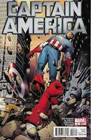 Captain America #3 American Dreamers Part 3 Marvel Comics 2011