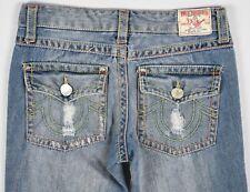 True Religion Women's Boot Cut Denim Jeans Size 28