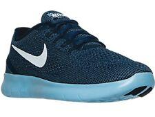 New Men's Nike Free RN Running / Training Shoes Sz 13 - Blue - 831508 405