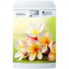 Stickers Dishwasher Or Magnet Zen Orchid 5523
