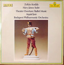 KODALY: Hary Janos Suite/Theater Overture/Ballet Music-NM1983DGT LP IMP PROMO