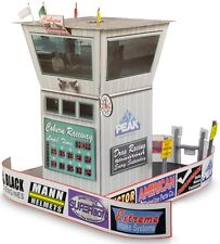 "BK 4313 1:43 Scale ""Race Tower"" Photo Real Scale Building Kit"