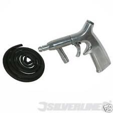 8pc Sand Blasting Kit  (  Air Sand Blaster Gun & Tubes For Air Compressor 633629