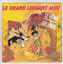 Le Grand Orchestre Du Splendid 45 Rpm Licking Mou -diplodocus -martinez Lederman