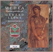 Caldara - Medea (Cantatas for solo countertenor) / Il Seminario musicale · Lesne
