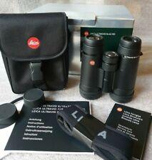 Leica ULTRAVID 8x42 HD.Comprato Nuovo 01/2021e  solo testato:PERFETTO full set