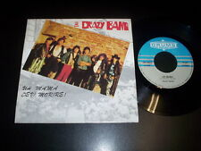 """Crazy Band  – Uh, Mama / Devi Morire 7"""" Drums Edizioni Musicali – EDN 2236"""