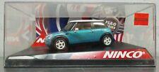 NINCO Flag Series 1/32 Slot Car Mini Cooper Stars & Stripes USA Ref 50302