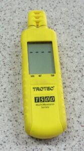 Trotec T500 Multi-Measure Series Moisture Tester