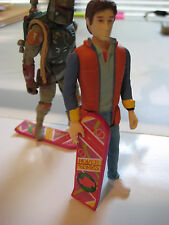 Back to the Future 2 Custom Made -Hoverboard for ReAction & 3 3/4 Figures