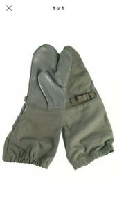 Genuine NOS GERMAN army military surplus 11 winter gloves mitts HUNTING SHOOTING