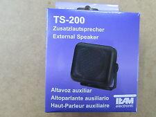 Team Electronic Lautsprecher TS-200 CB6121, CB-Funk-Zubehör