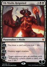 Si Nixilis reignited FOIL   Presque comme neuf   Battle for Zendikar   magic mtg