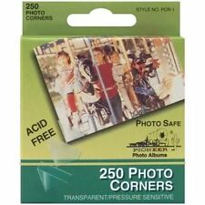 Photo Mounting Corners