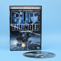 Blue Thunder - Special Edition DVD - Roy Schneider - Bilingual - GUARANTEED