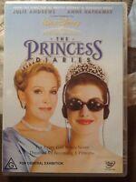 The Princess Diaries - Julie Andrews, Anne Hathaway - Disney DVD #1285