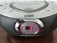 Coby CX-CD236 Portable CD Player /A.M./F.M. Radio NIB
