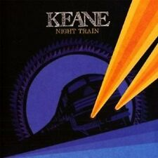 "KEANE ""NIGHT TRAIN EP"" CD 8 TRACKS NEU"