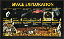 Maldives Stamp - Space Exploration Stamp - NH