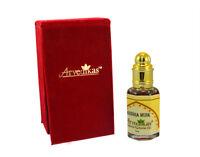 Arvedikas Krishna Musk 100% Natural Perfume Oil Fragrance Roll on Bottle- 10ML