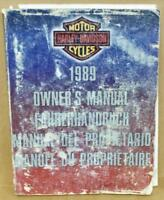 Harley Original Driver's Guide Owners Manual all Models all Models