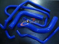 silicone radiator heater hose for Holden VN VP VR VS V8 5.0L SS 304 blue