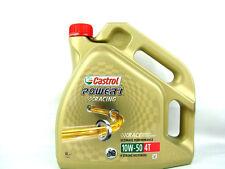 Castrol Power 1 Carreras 10w-50 4t ACEITE 10w50 PARA MOTOS 15040c DE 4-takt 1x