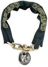Onguard Mastiff 80cmx8cm Padlock Square Chain Link Bike Motorcycle Lock LK8022D