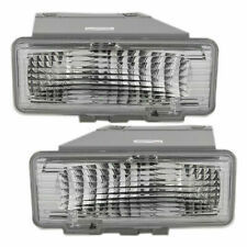 FITS FOR 1995 - 1997 S10 BLAZER/S10 PU/ JIMMY SIGNAL LAMP RIGHT & LEFT PAIR SET