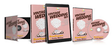 Vintage Wedding 101 (Ebook + Audio + Online Video Course) - HowExpert