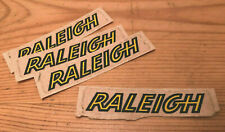 Raleigh Frame Sticker, Original 1970s/1980s, 1 Per Sale