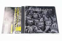 LIMP BIZKIT NEW OLD SONGS UICS-1028 CD JAPAN OBI A12015