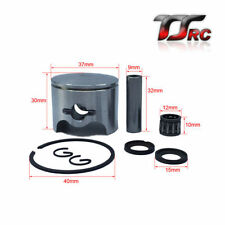 TSRC 38mm Piston Kit For 23CC,26CC,30.5CC Zenoah Engine Upgade to 32/35CC engine
