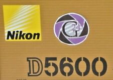 Nikon D5600 Gehäuse - Nur 16269 Klicks - 12 Monate Gewährleistung