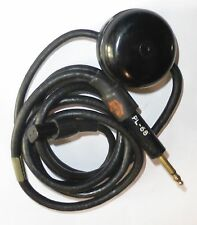 Microphone cord with push to talk USNAVY CW49561