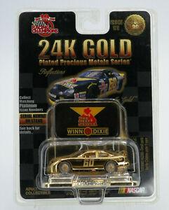 Racing Champions 1999 24K GOLD #60 Mark Martin 1:64 1 of 9,999 New Free Ship